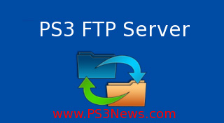 Copying PS3 backups from external storage to the PS3 internal HDD with PS3 FTP