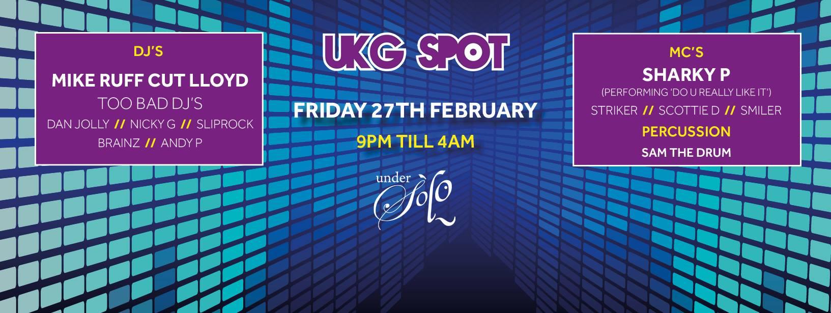 UKG Spot Feb 2015