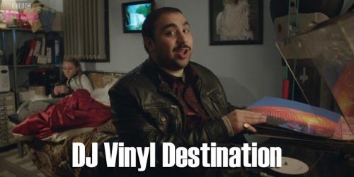 DJ Vinyl Destination